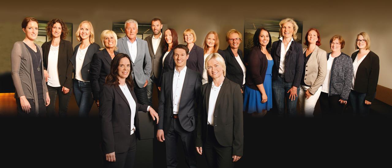 Team von Kerber & Partner
